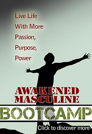 Check out the Awakened Masculine Boot Camp Weekend!