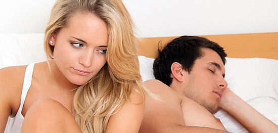 How to talk about what you want with your man in bed