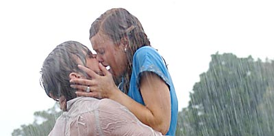 "Kiss from ""The Notebook"""